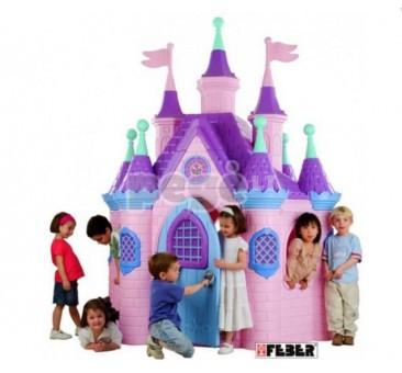 Lauko žaidimų namelis FEBER SUPER PALACE