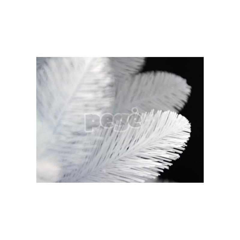 Dirbtinė eglutė balta 250 cm