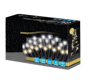 Lauko Kalėdinė girlianda LED (300 diodų/5m)
