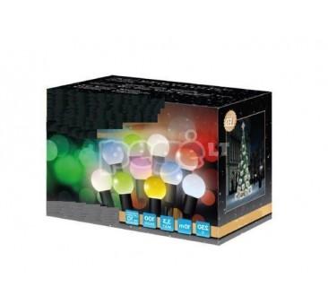 Vidaus LED kamuolinės lemputės 100 diodų 10 m