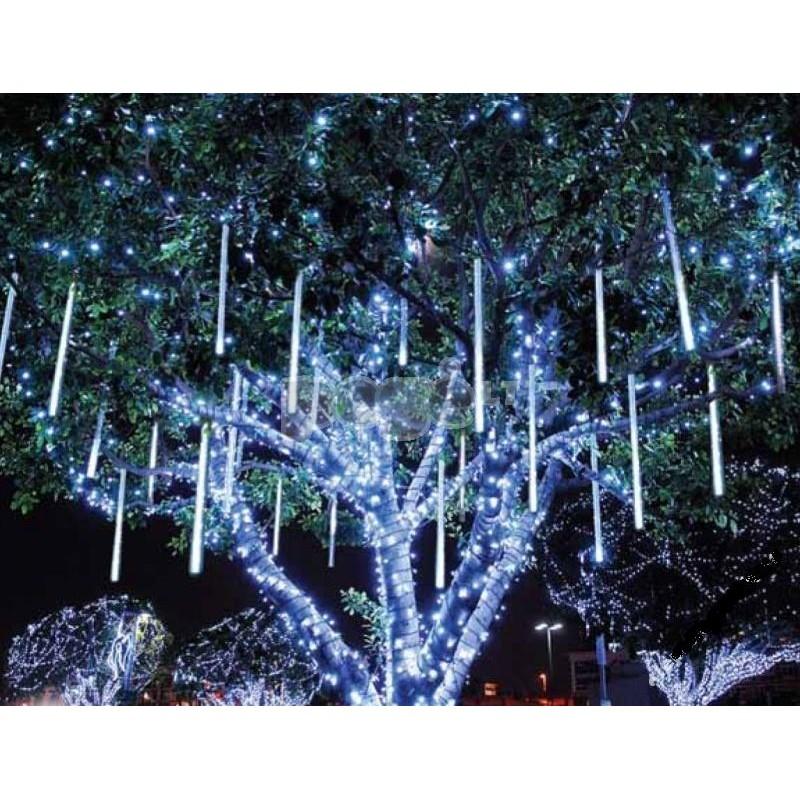 """Kalėdinė lauko dekoracija """"Krentanti šviesa"""" 100 cm"""