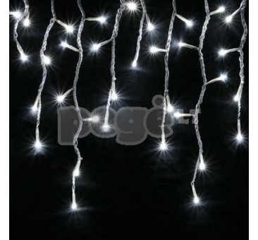 Universali Kalėdinė girlianda LED varvekliai 120 5 m, blyksintys diodai