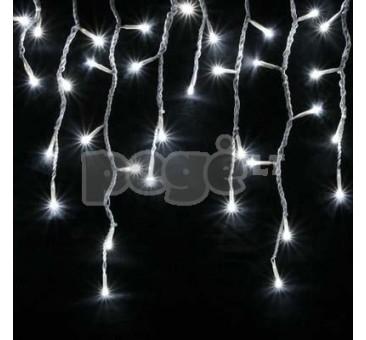 Lauko Kalėdinė girlianda LED varvekliai 120 2,5 + 2,5 m blyksintys diodai