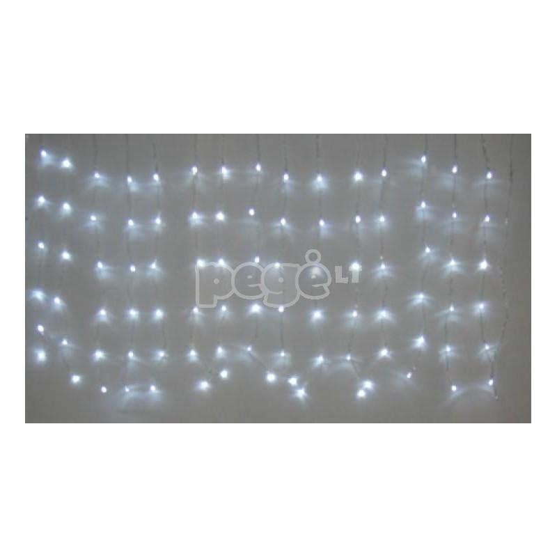 Universali Kalėdinė girlianda LED užuolaida 600 2,5 x 3 m