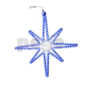 """LED šviečianti dekoracija """"Žvaigždė"""" 75 cm"""
