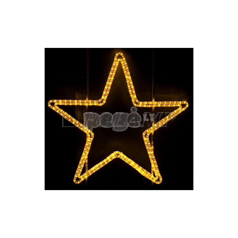 """Kalėdinė dekoracija """"Žvaigždė"""" 150 cm"""