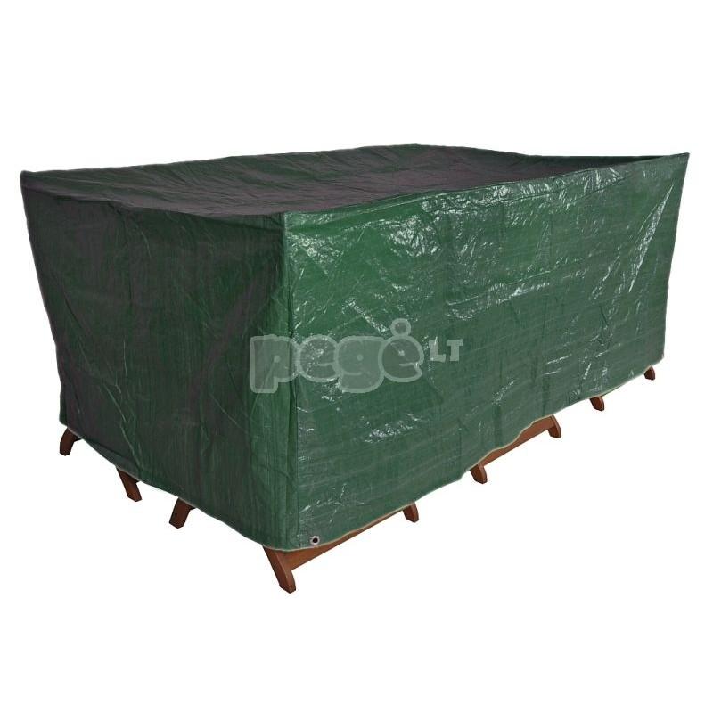 Sodo baldų uždangalas 280x230x80cm