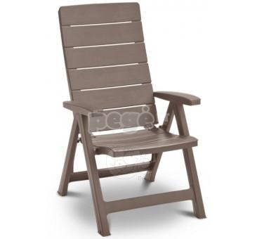 Kėdė MADRID CAPPUCCINO