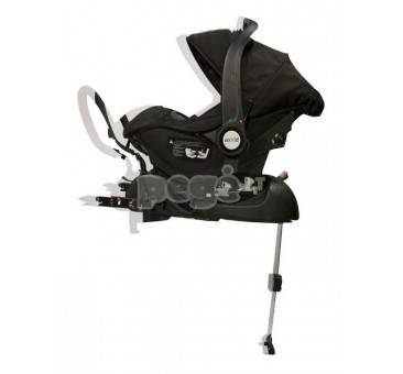 "Automobilinė kėdutė ""axkid babyfix + babyfix padas"" 0-13 kg"