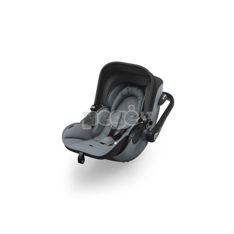 Automobilinė kėdutė KIDDY EVOLUNA  I-SIZE su ISOFIX padu nuo 0 iki 13 kg