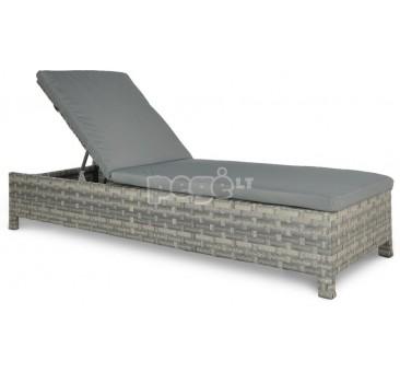 Lauko gultas PERLA GREY