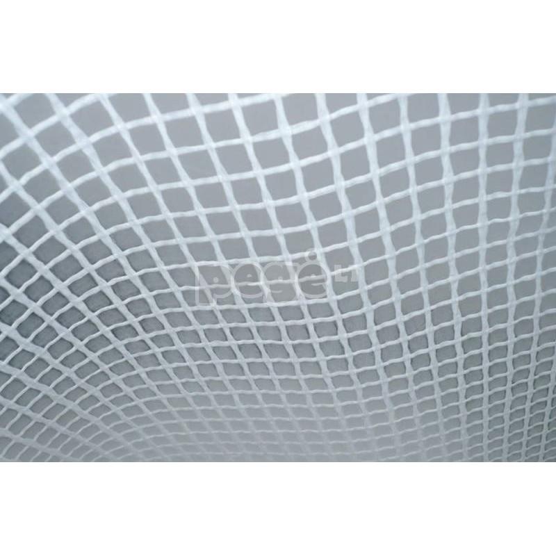 Plėvelinis šiltnamis 10m2 baltas