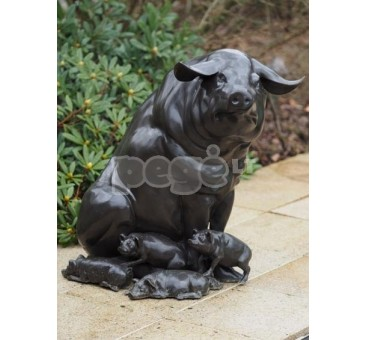 Sodo skulptūra H 79 cm E50375