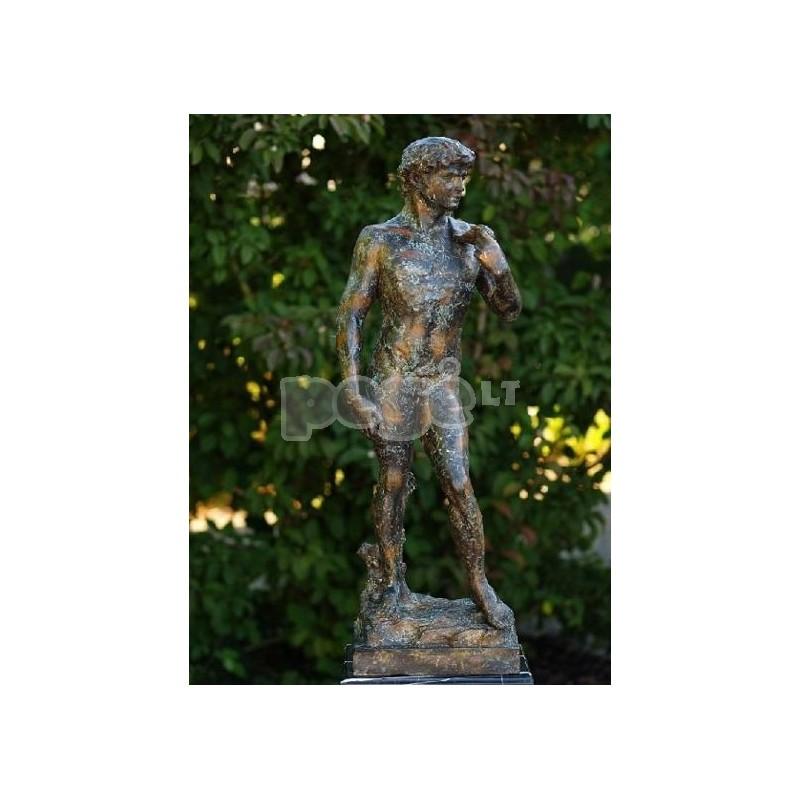 Sodo skulptūra H 92 cm, E55903