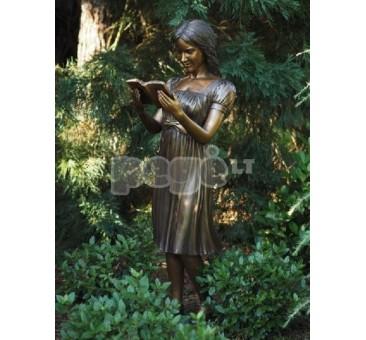 Sodo skulptūra H 149 cm, E1225