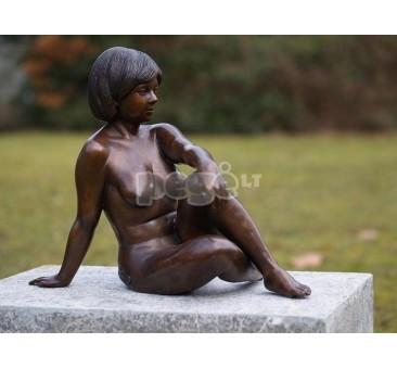Sodo skulptūra H 38 cm, E501