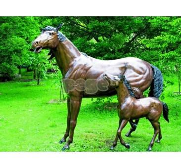 Sodo skulptūra H 194 cm E922