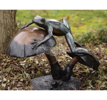 Sodo skulptūra H 53 cm E50546