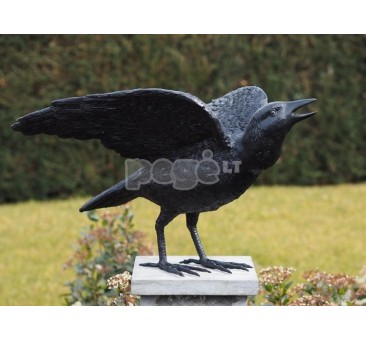Sodo skulptūra H 38 cm E50418