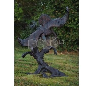 Sodo skulptūra H 165 cm E81066