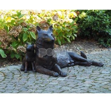Sodo skulptūra H 48 cm E94194