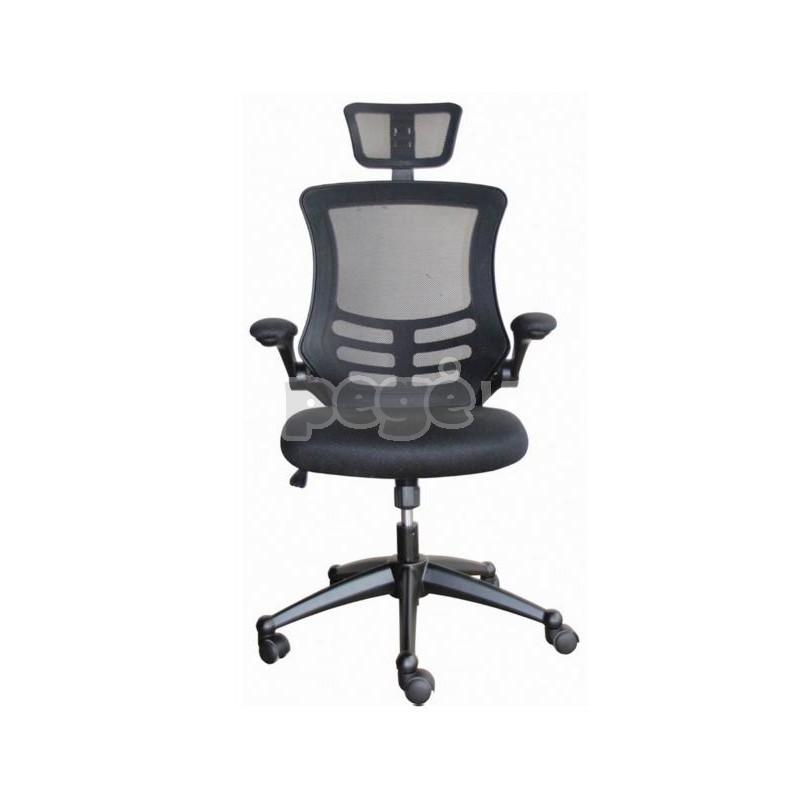 Biuro kėdė GUSA juoda