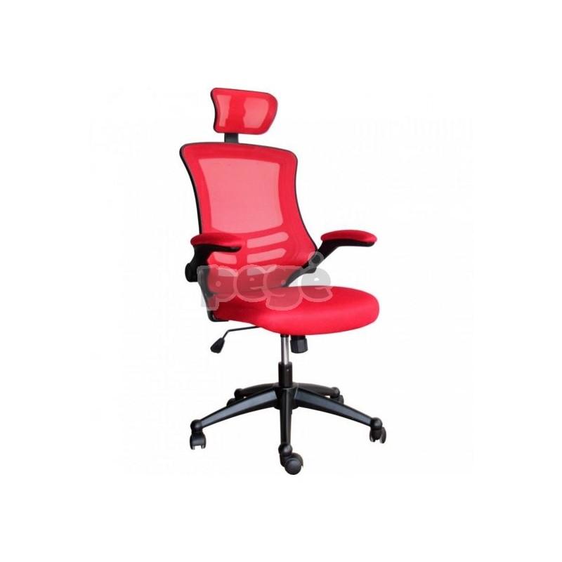 Biuro kėdė GUSA raudona