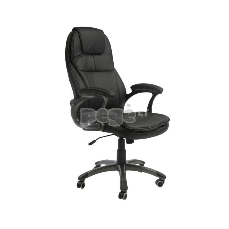 Biuro kėdė KONDRADAS juoda