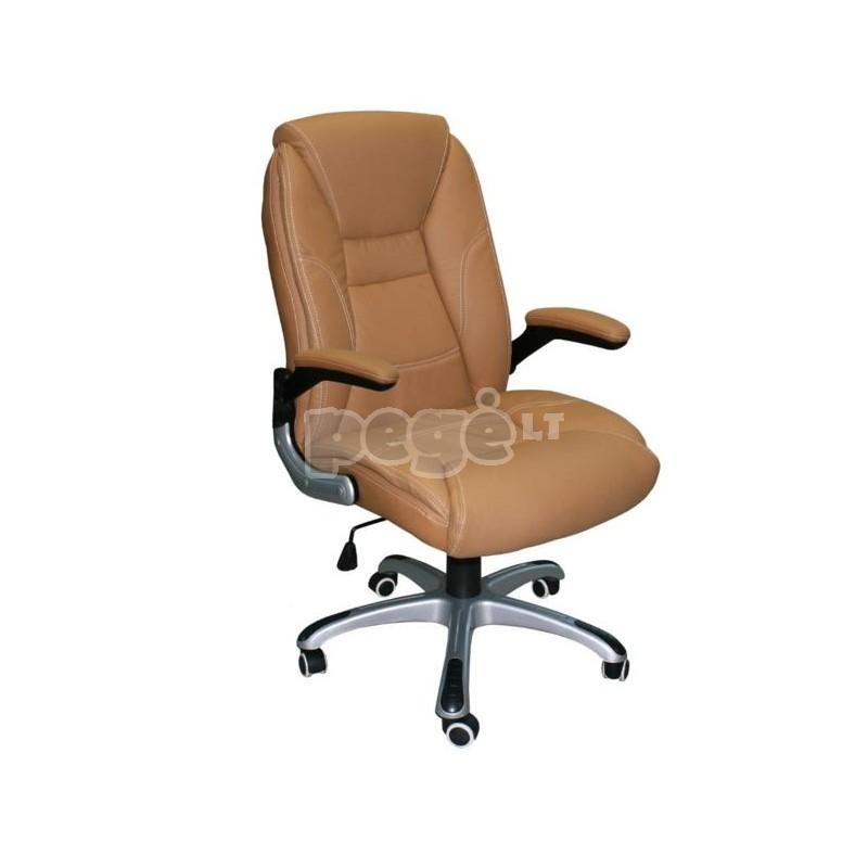 Biuro kėdė KLARKĖ smėlinė