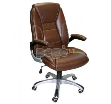 Biuro kėdė KLARKĖ ruda