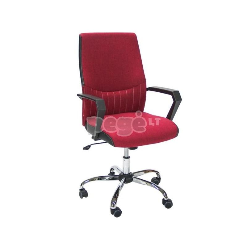 Biuro kėdė ANGELINA rožinė