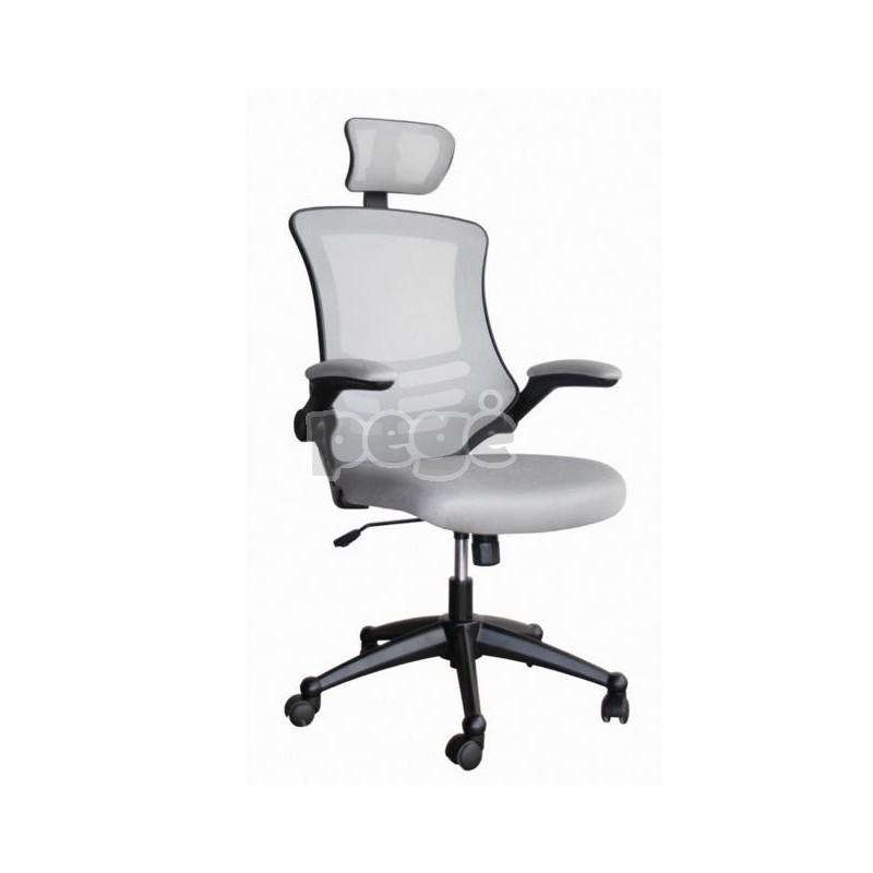 Biuro kėdė GUSA pilka