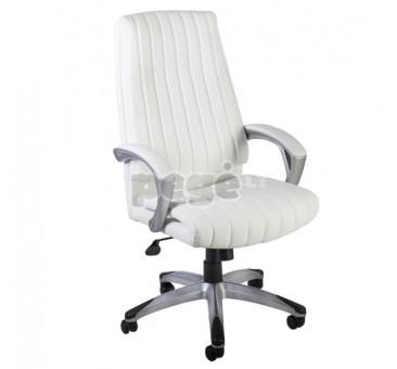 Biuro kėdė KELĖ balta