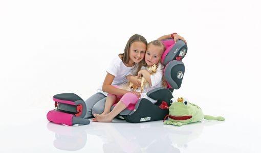 Kaip išsirinkti automobilinę kėdutę?