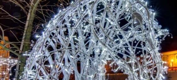Kalėdinės dekoracijos 2019