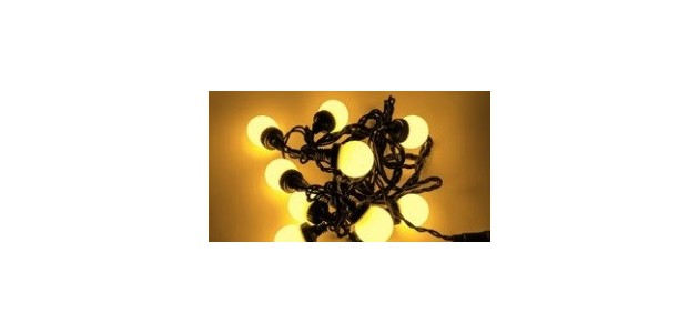 LED girliandų sistemos
